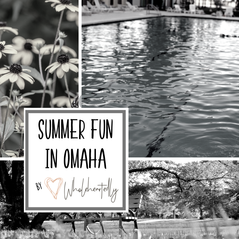things to do — OMAHA — Wholeheartedly