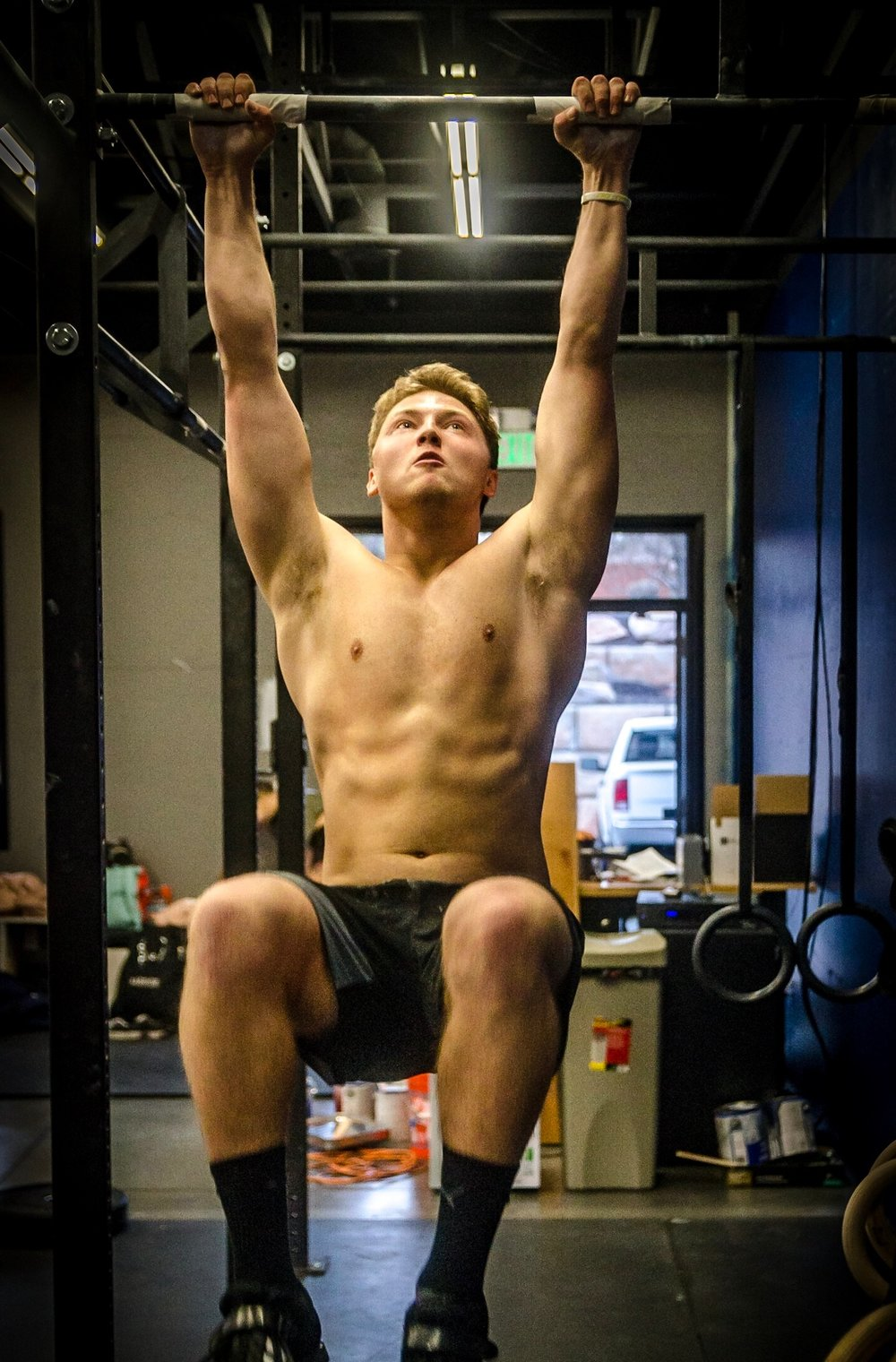 MUSTO - Crossfit Level One / USAW Level TwoMusto is a junior at Southern Utah University studying to become a world renowned Strength and Conditioning coach. He is a former college athlete and absolutely loves coaching people and making a positive impact on peoples lives.