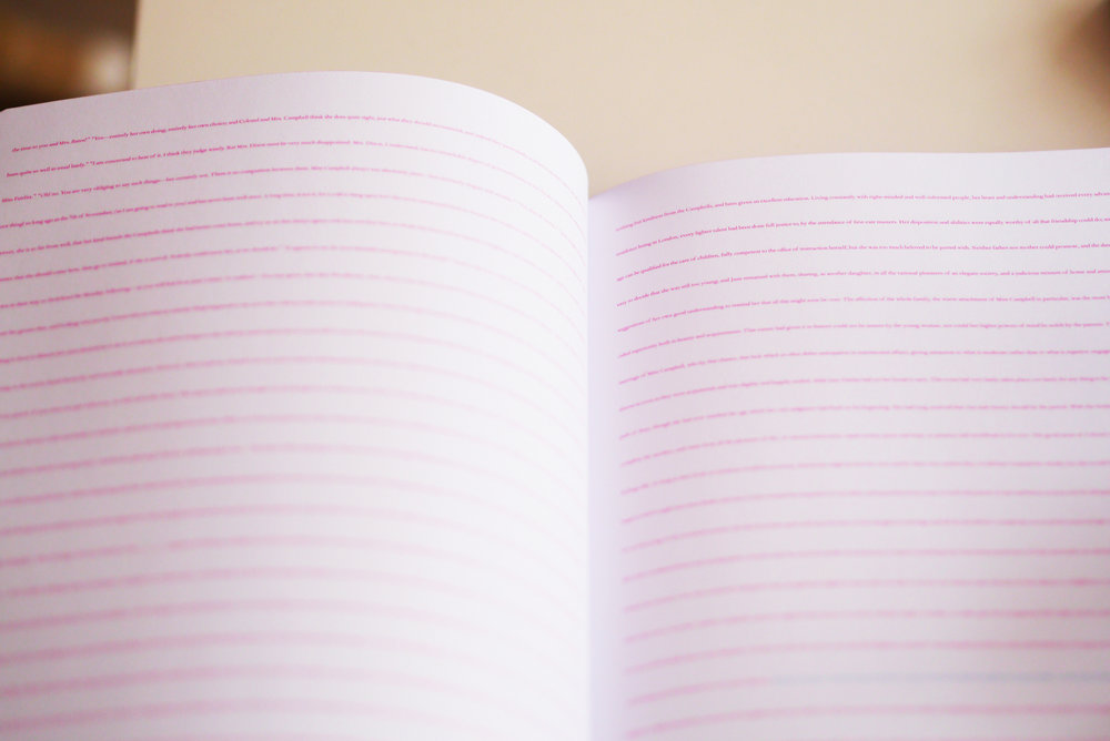 A notebook where I can share practice suggestions and you can have a record of your progress.