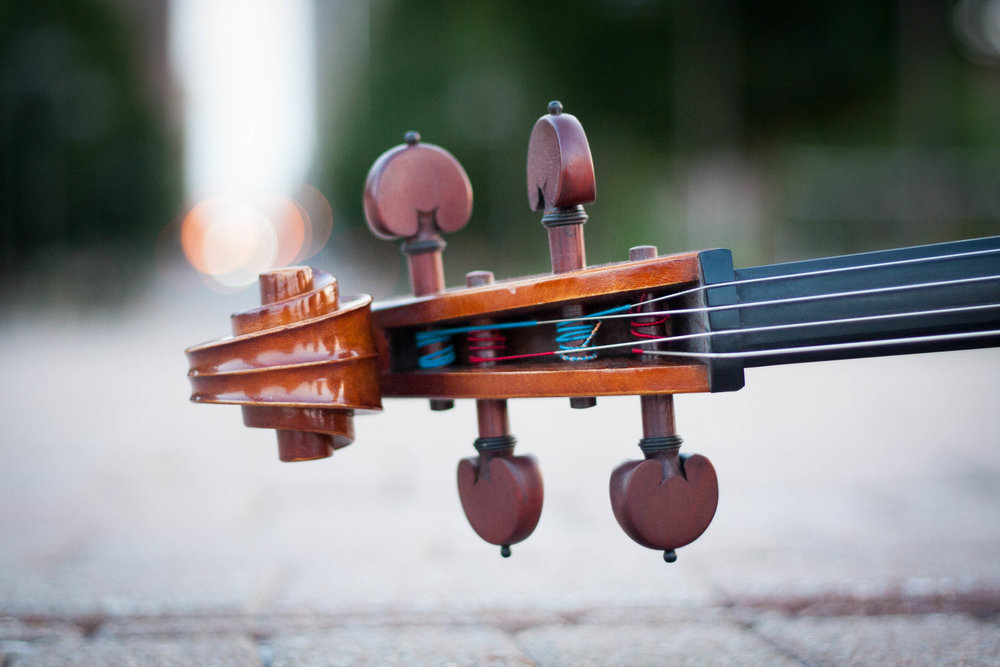 And don't forget your… - Cello & BowRosinRockstop