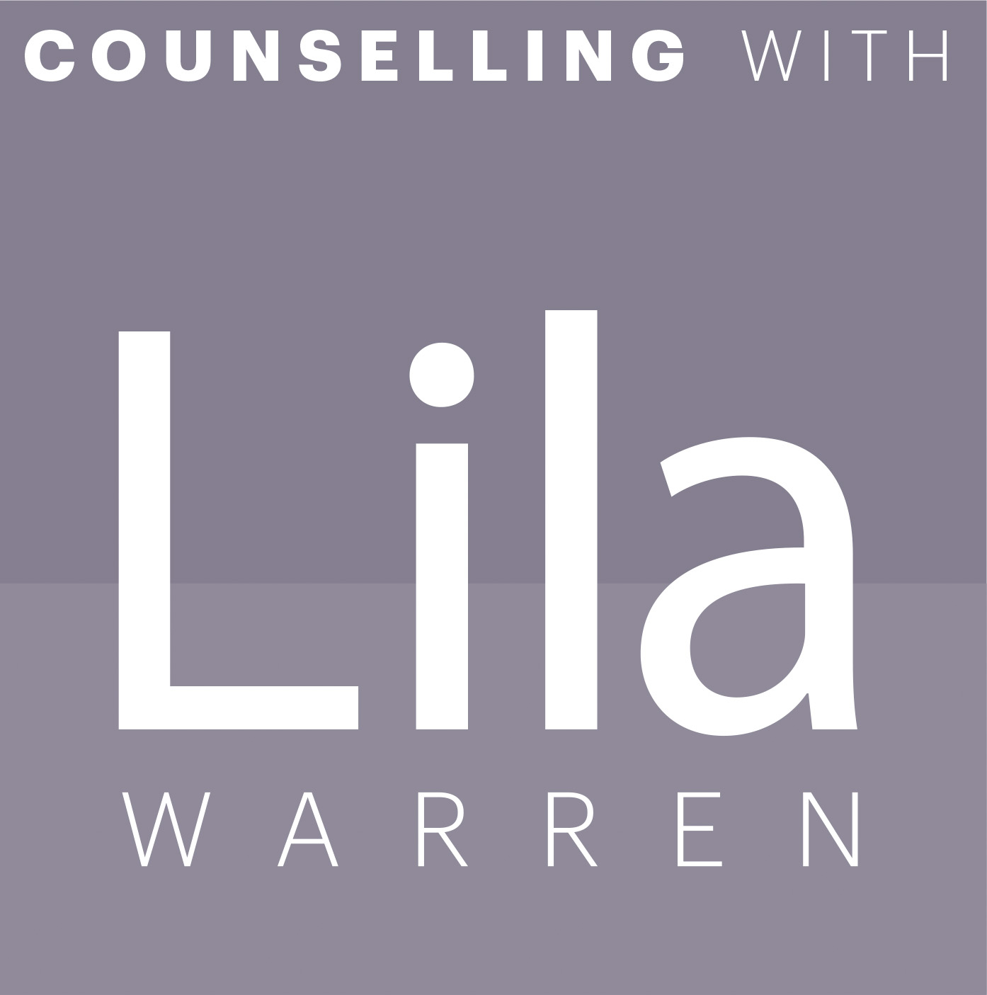 Counselling with Lila Warren