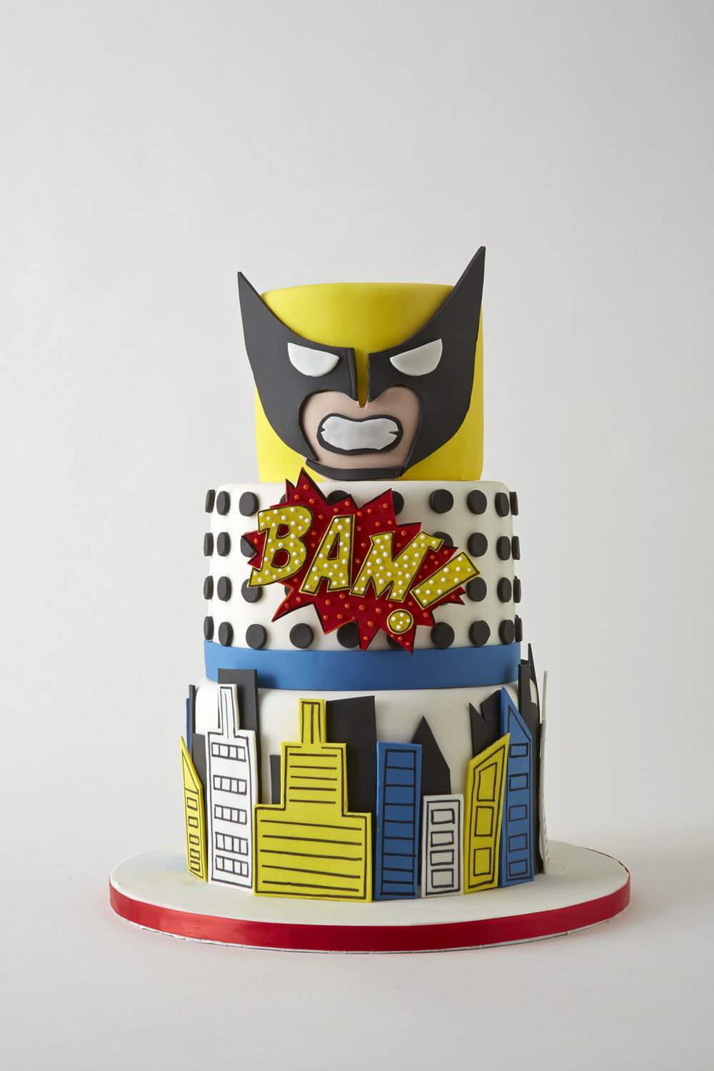 Birthday Cake Selections -