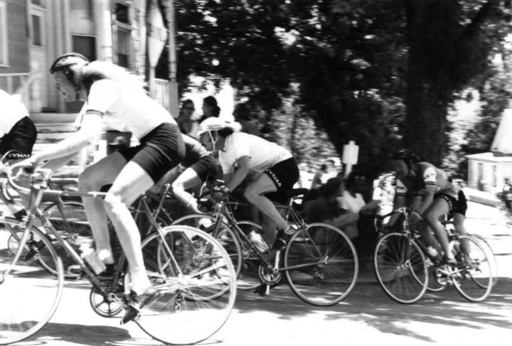 The racing heritage of Della Santa Bicycles  >