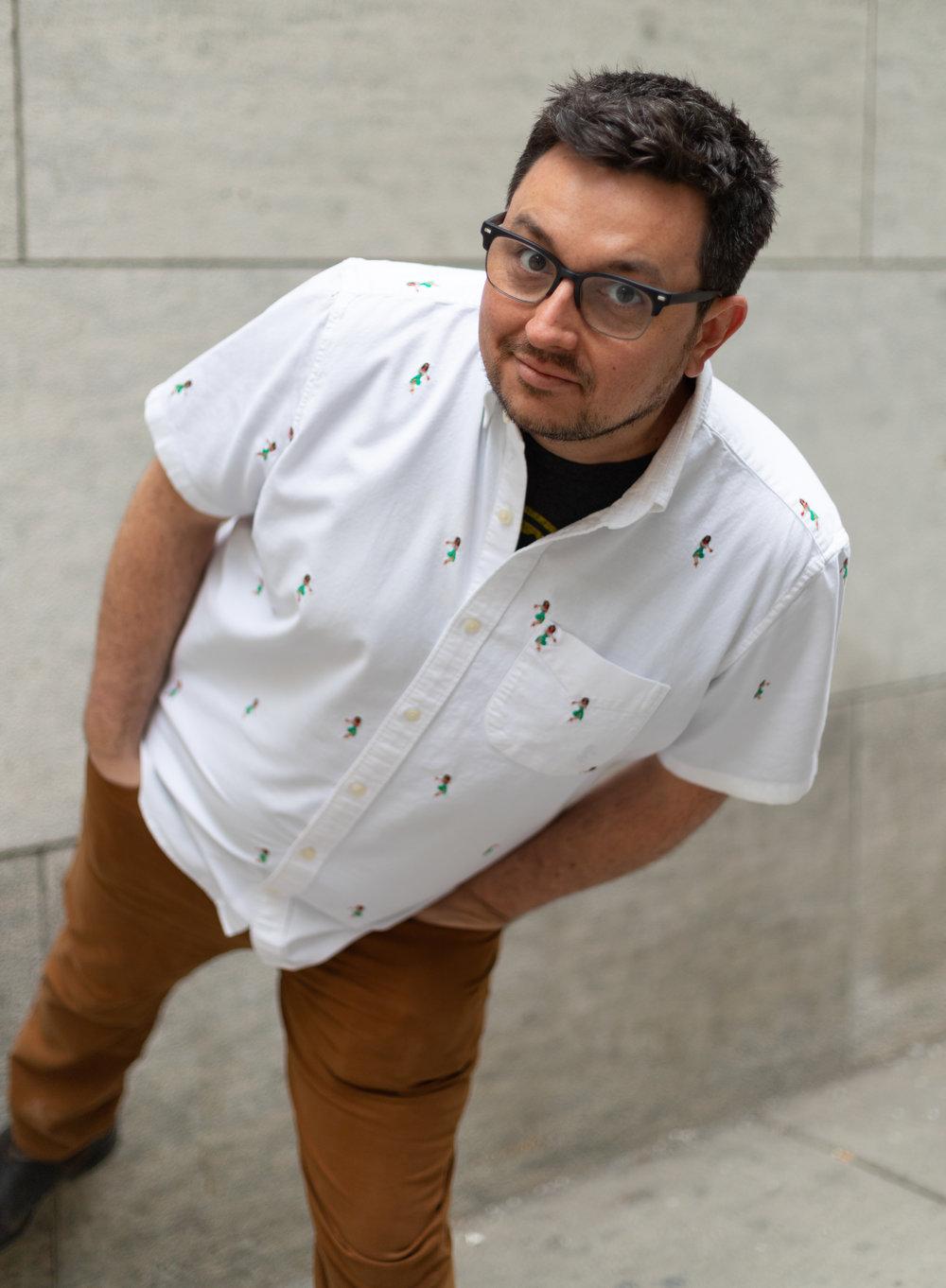 I'd rather be divisive than indecisive. - - Lin Manuel-Miranda