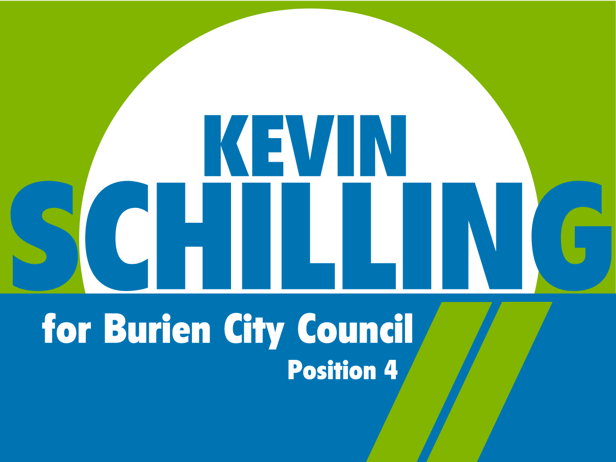 Schilling for Burien 2019