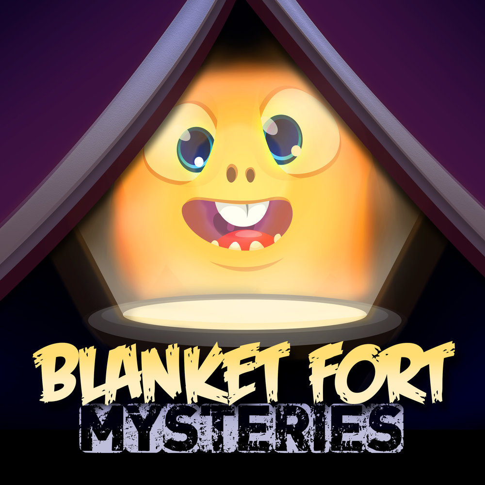 Blanket Fort Mysteries - Join our hosts as they explore mysteries, myths, and legends designed for all ages.