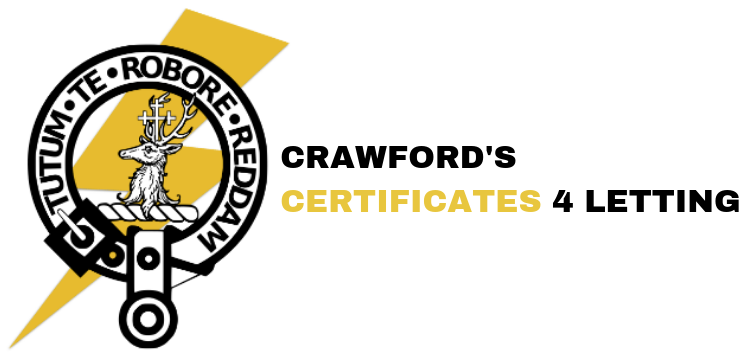 Crawford's Certificates 4 Letting
