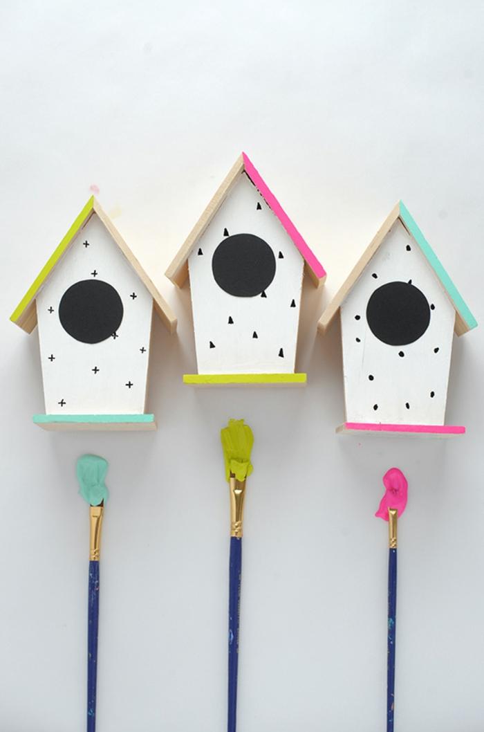 vogelhaus bauen anleitung