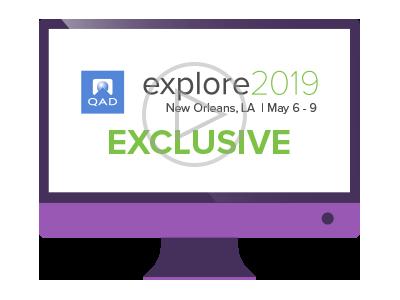 Explore 2019 Exclusive Presentation