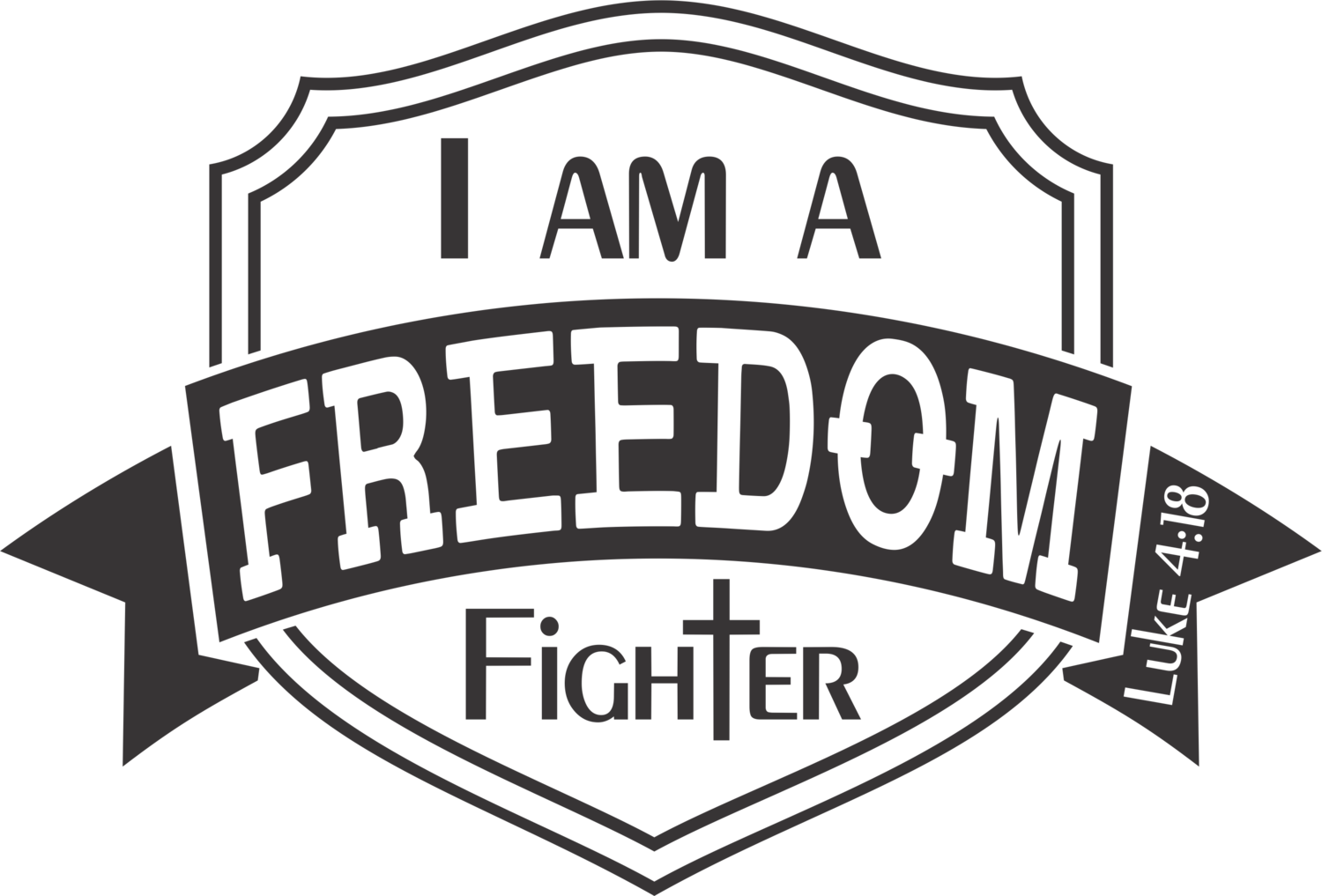 I am a Freedom Fighter