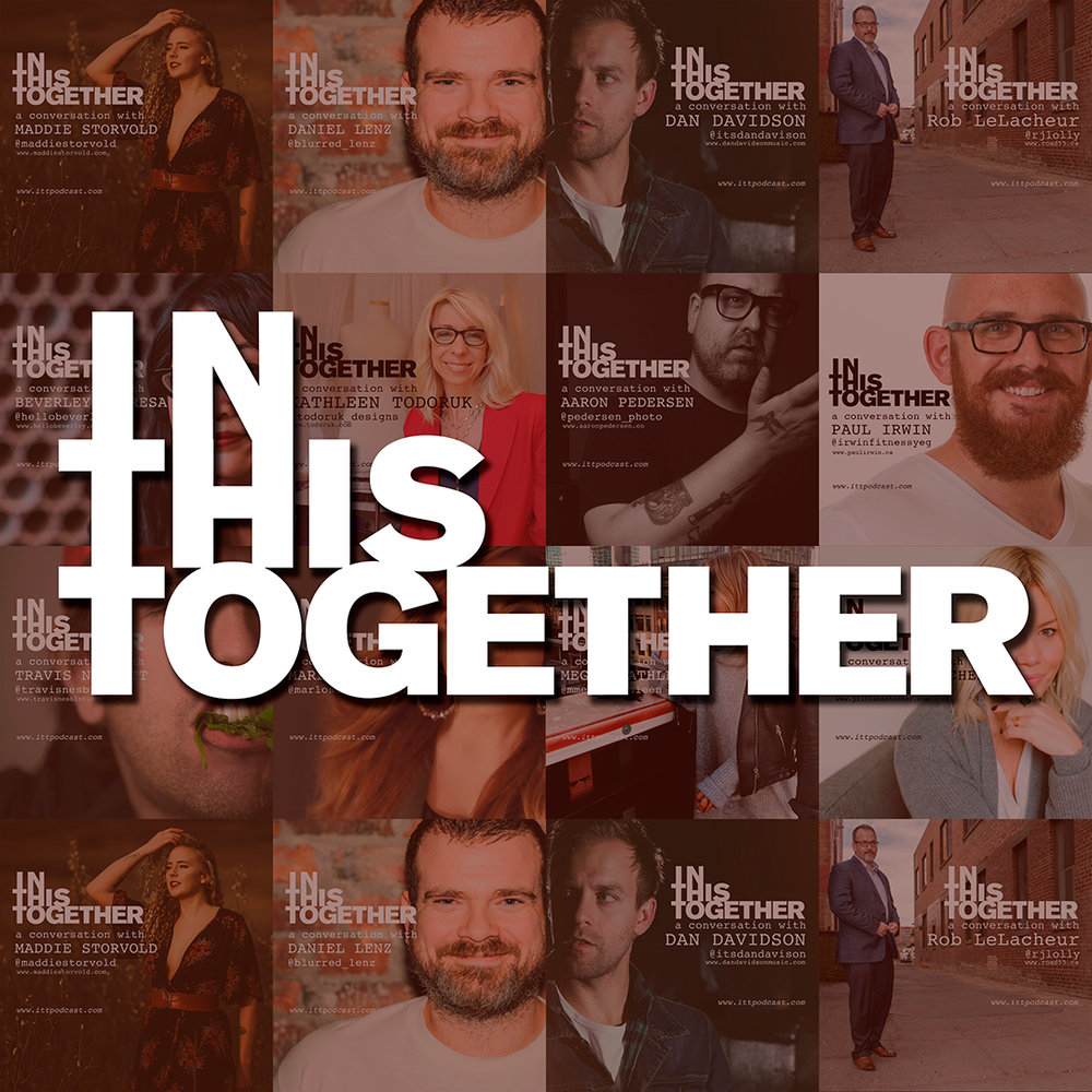 #In This together - As creative thinkers who have to solve problems for our clients we encounter challenges everyday on how to continue to make a living with our vision. We have to get the competition mindset out of our way and come together to share our experiences and wisdom with each other. We are in the Creative/Creator Renaissance where we are needed more than any other time. The way the world approaches work has changed and content is required at light speed. By sharing my knowledge and insights I want to spark discussions on how we can do this better because we are all In This Together