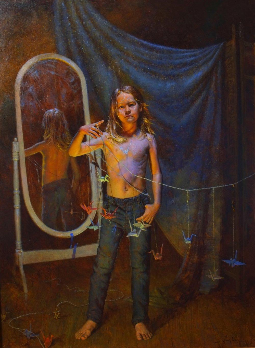 Mars Rising - 2019 International Portrait Society Finalist