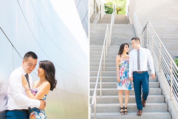 Sanaz Photography-Downtown Los Angeles-Engagements session12