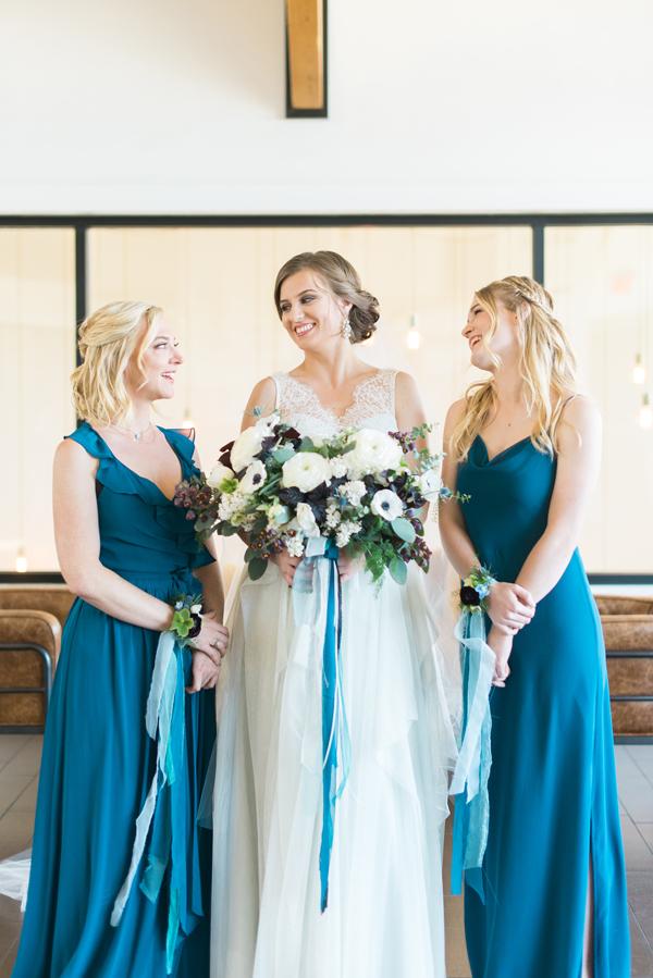 Sanaz Photography Ruffled Feature Los Angeles Wedding Photography Colony House26
