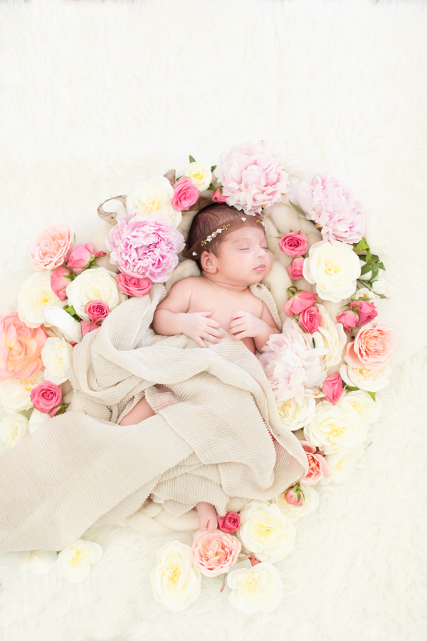 Los Angeles Newborn Photographer - Sanaz Photography - Los Angeles Photographer -11