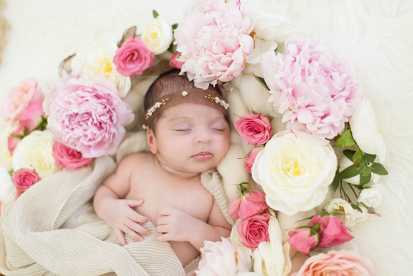 Los Angeles Newborn Photographer - Sanaz Photography - Los Angeles Photographer -12