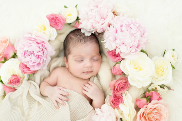 Los Angeles Newborn Photographer - Sanaz Photography - Los Angeles Photographer -15