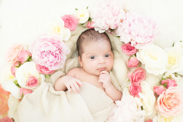 Los Angeles Newborn Photographer - Sanaz Photography - Los Angeles Photographer -16