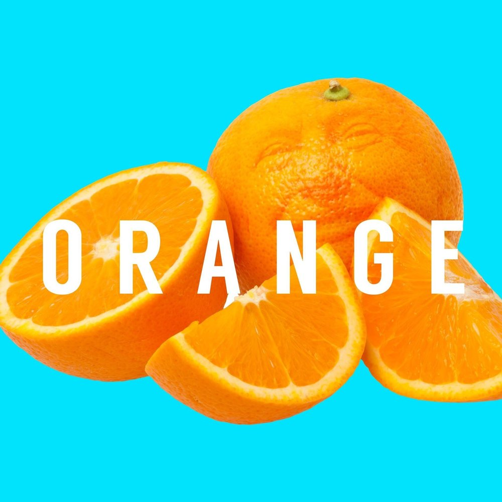 I Am Committing a Sin - Orange  E/M