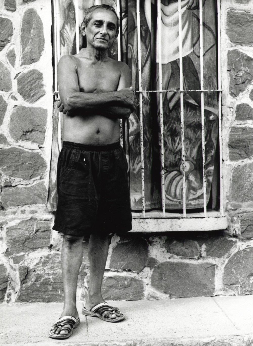 Frank Gato - Trinidad Cuba 2015