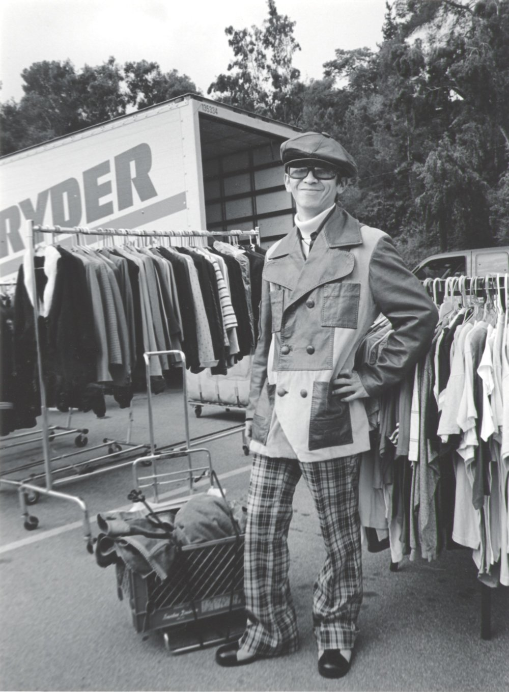 Shopper - Pasadena CA 1999