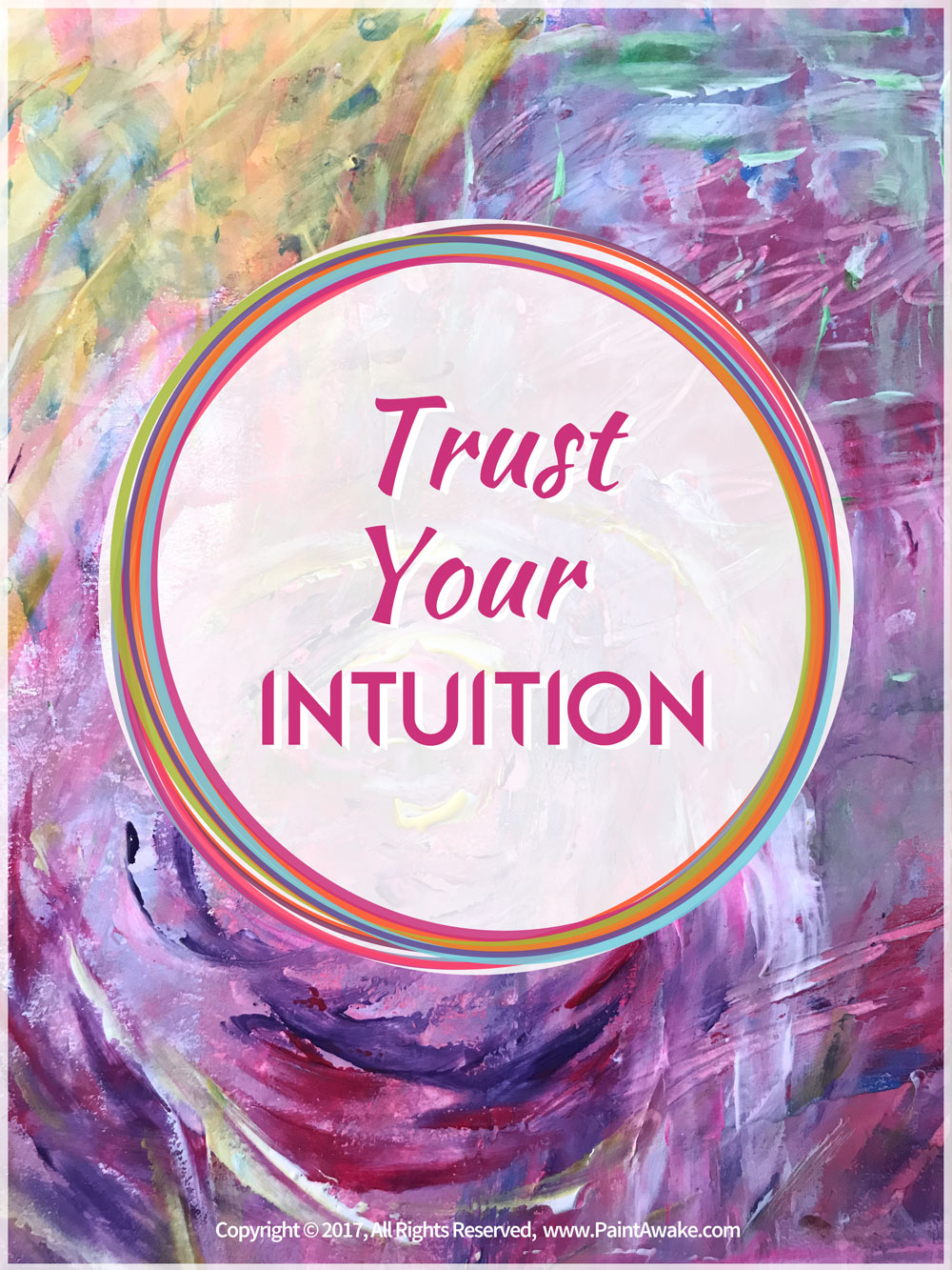 Intuition Painting