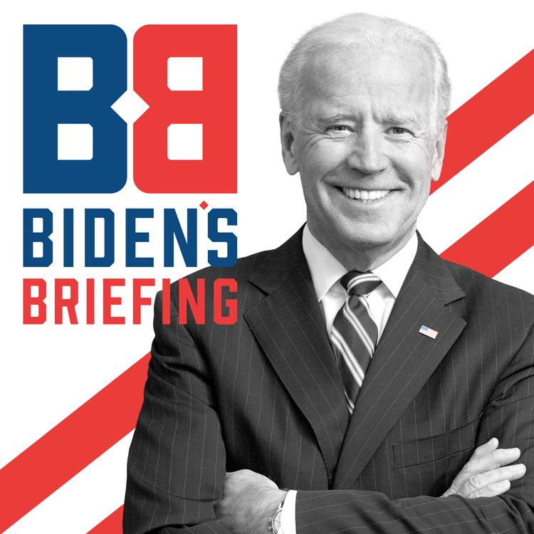 Biden's Briefing - What Joe wants you to know. Vice President Joe Biden looks to the news across the nation that's sparking conversation, sharing the articles and opinions that he's reading and might be of interest to you. Entertaining. Informative. Thought-provoking. He doesn't always agree with them, but they've got something to say.