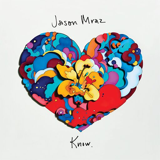 """Jason MrazBehind the Album Know - With the release of his sixth studio album """"Know"""", Jason Mraz has provided track for track commentary, sharing the stories and inspiration behind each song."""