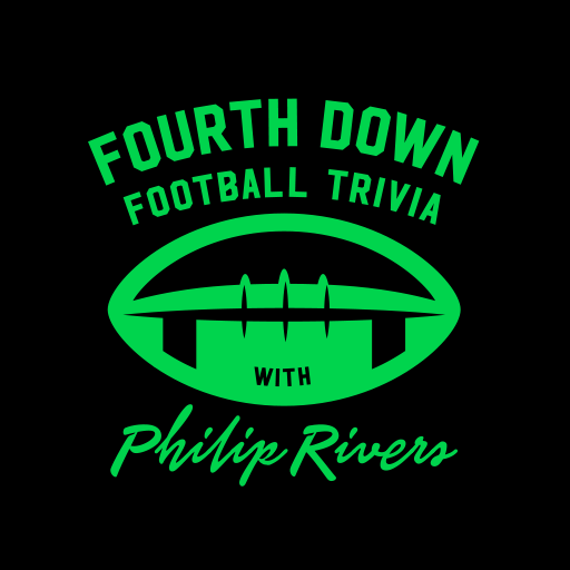 Fourth Down Football Trivia with Philip Rivers - Philip Rivers hosts an action packed daily game of football trivia. Play on your own or challenge your friends and find out who's the football trivia champ.