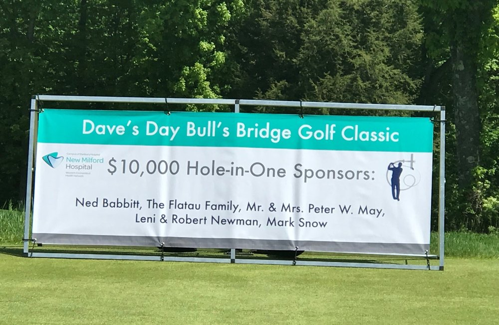 sponsor dave's day - There are lots of great sponsorship opportunities at every level.