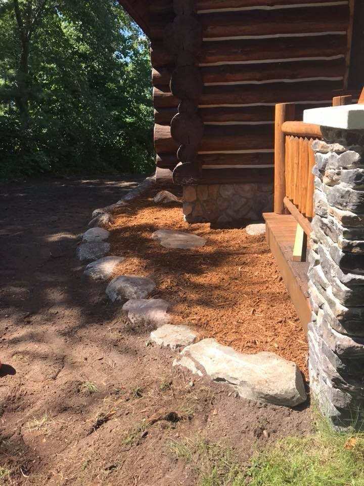 Boulder Landscaping by Ryan Tree & Landscape Service