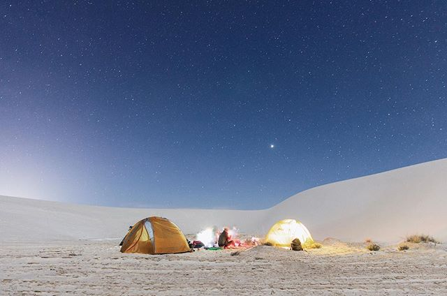 Base camp ⛺️