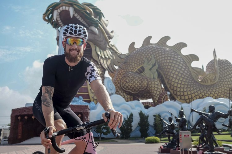 Following the fit process I flew directly to Thailand for 3 days of racing followed by a week of touring. This is not something that most would recommend having made drastic changes to their bike position however my comfort levels were and continue to be at an all time high.