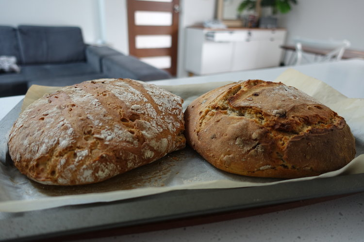 Nothing tastes as good as fresh bread from your own oven. In addition to the cost savings on outrageously priced, store bought sourdough, by making your own, you are able to eradicate all of the preservatives.