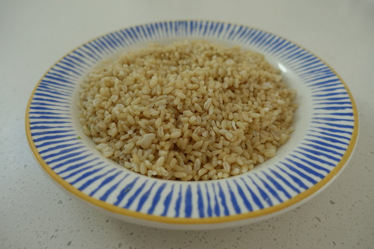 Two cups of rice, two times per day. I love rice as a source of fuel and nourishment. Somedays, following a super long ride, I will have two cups of rice with soy milk, honey and a scoop of R3 protein. This combo ticks all of the boxes for post ride nutrition.