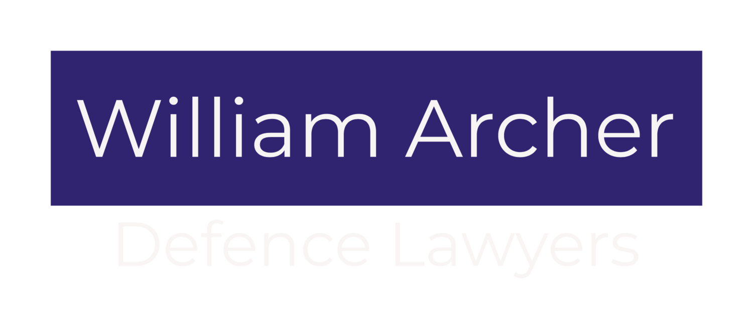 William archer defence lawyers
