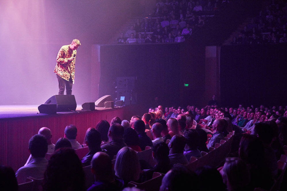 Sydney Comedy Festival Gala      - A taster to whet the appetite.Photo of Joe Lycett  by Ben Sanford