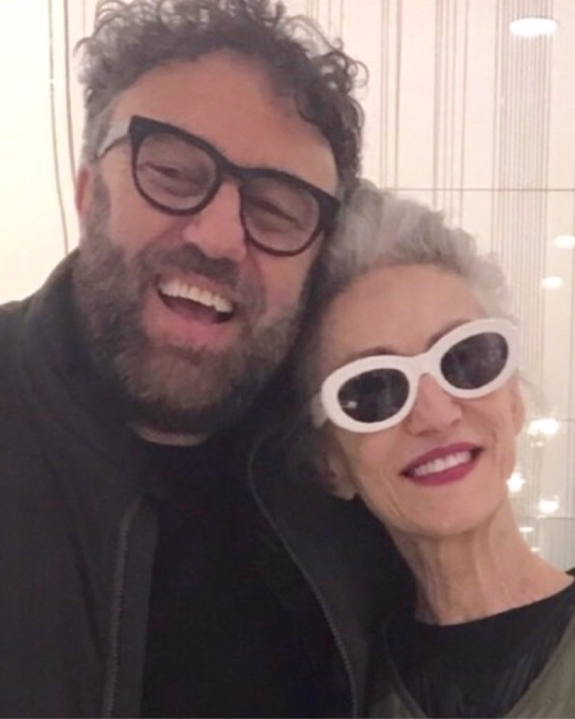 S1 Ep 1 Neil Moodie with Linda Rodin