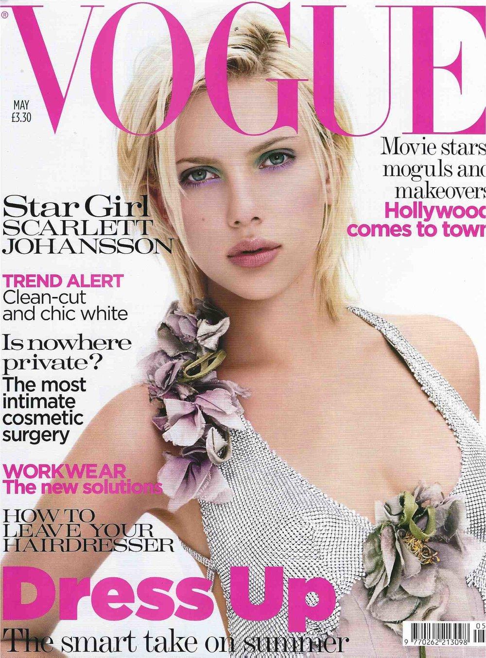 Corinne Day - British Vogue Cover - Scarlett Johansson.jpg