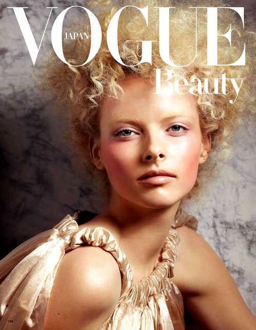 Jem Mitchell - Japanese Vogue, Model Elza Luijendijk, Styling Jamie Surman,  Make Up Wendy Rowe, June 2013.png