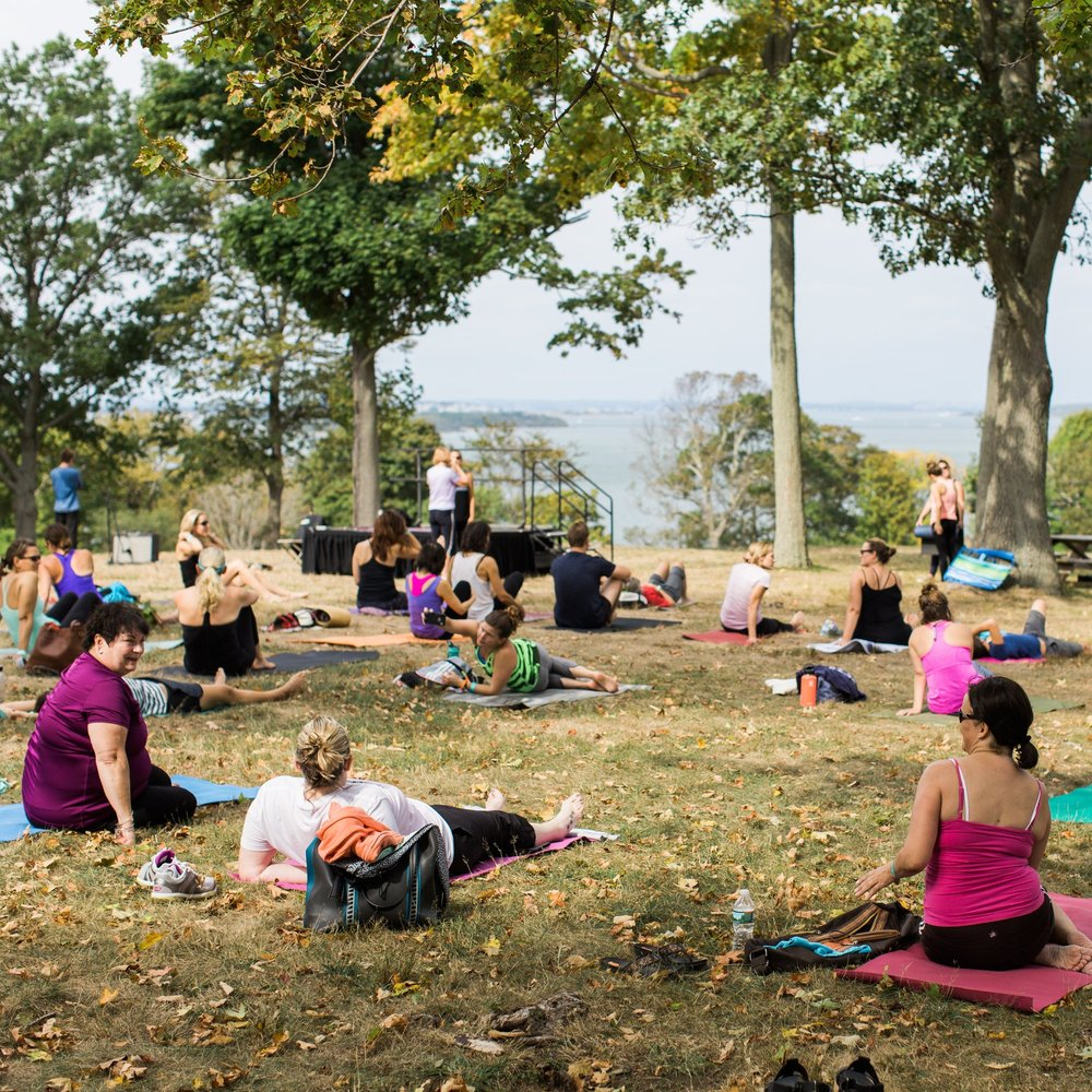 OPEN SPACE MATTERS TO A VIBRANT CITY -