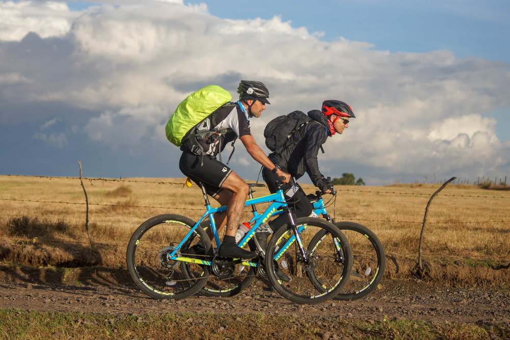 Each other - Don't underestimate how much support you will feel from your fellow riders. Not only will you form lifetime friendships – you'll pick each other up, offer many an encouragement, and genuinely look out for one another.