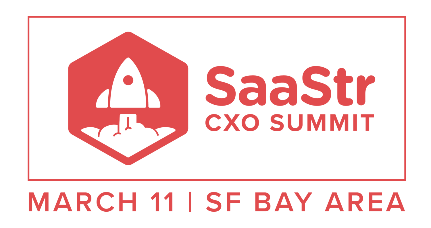 The SaaStr CXO Summit