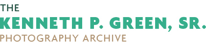 The Kenneth P. Green, Sr. Photography Archive