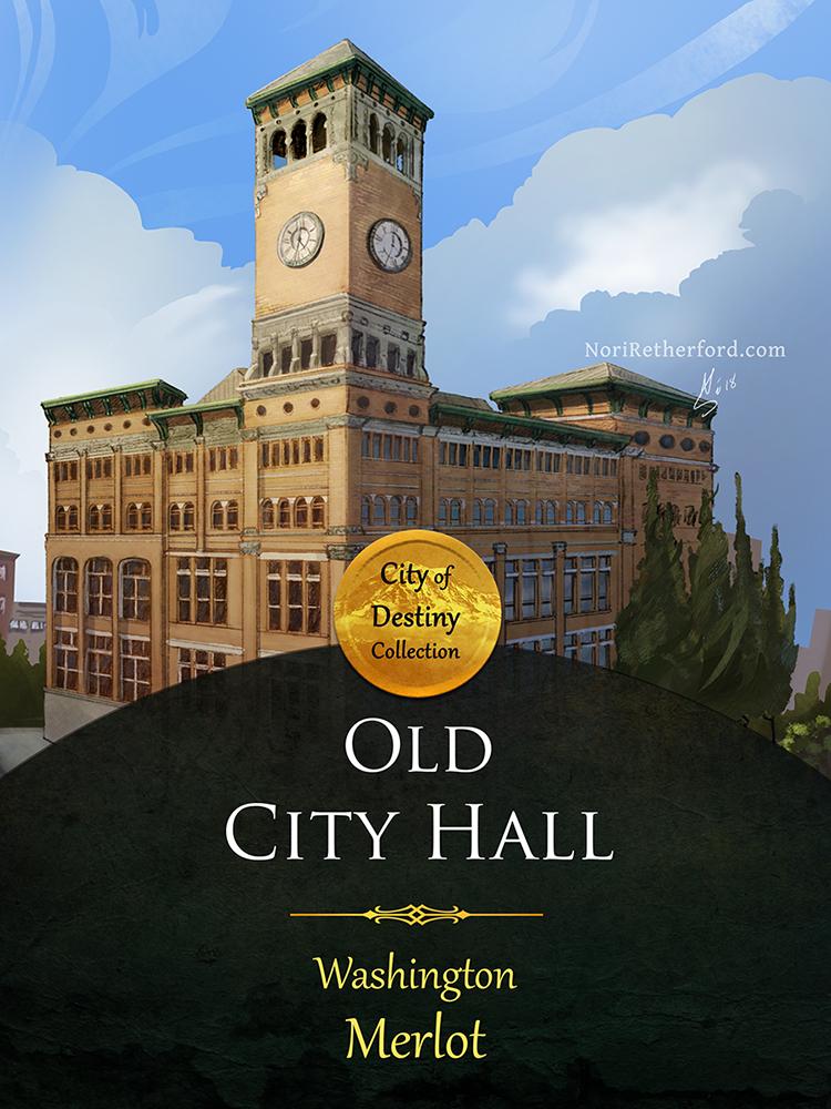 City of Destiny Old City Hall