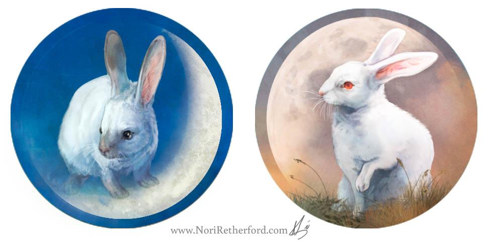 rabbit sticket designs (2012)