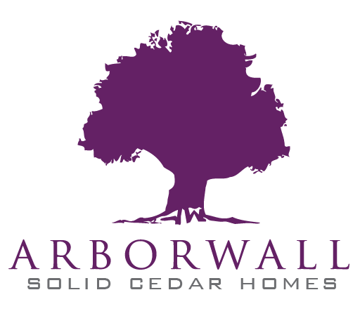 Arborwall Solid Cedar Homes