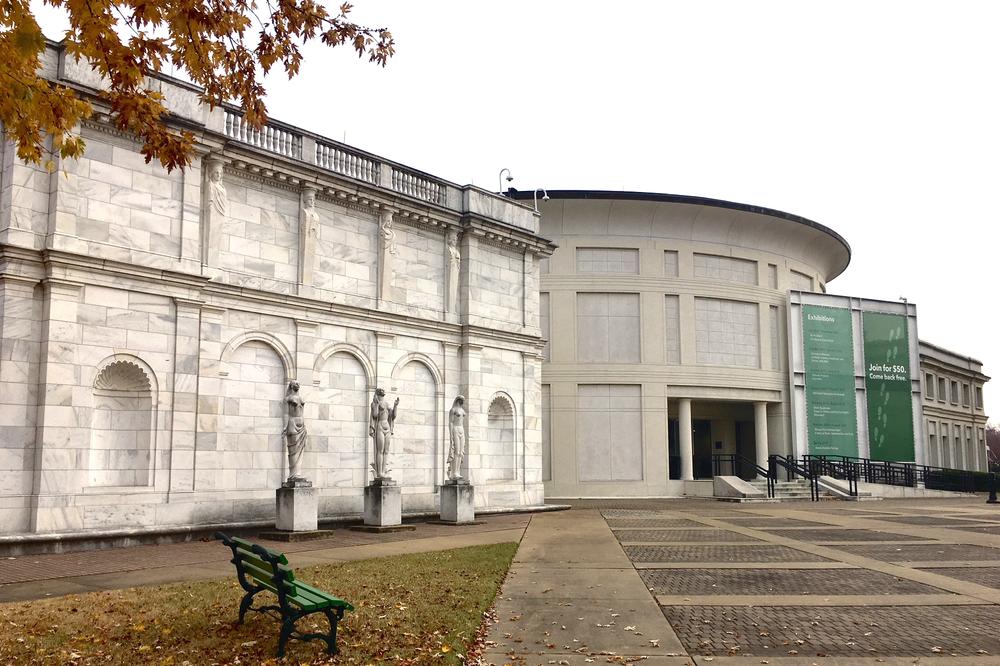 Brooks Museum Building