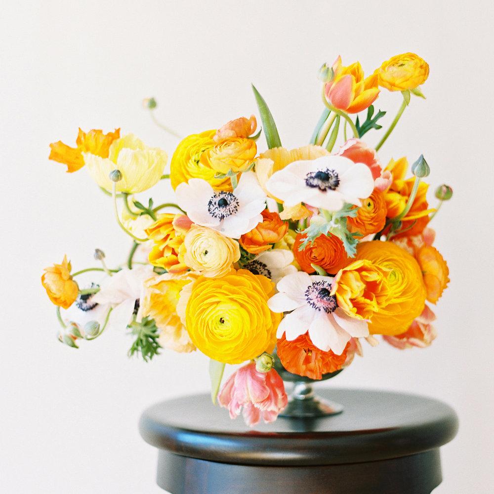 Florals: Janie Medley