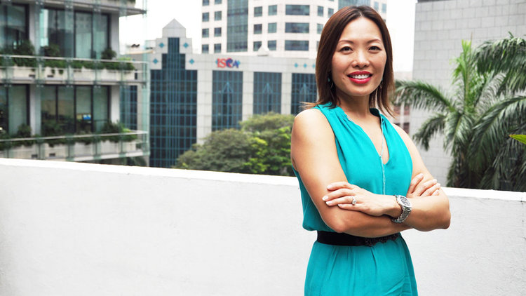 Anna Gong, CEO of Perx Technologies